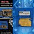 Механик для iPhone x xs 11 pro max специальная температура удаления клея сварки этап Главная плата интеллектуальная нагревательная платформа