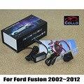 Luz de nevoeiro luzes de Laser de segurança / para Ford Fusion 2002 ~ 2012 / acessórios do carro Anti - luz de nevoeiro traseira / Fog neve chuva Haze mau tempo