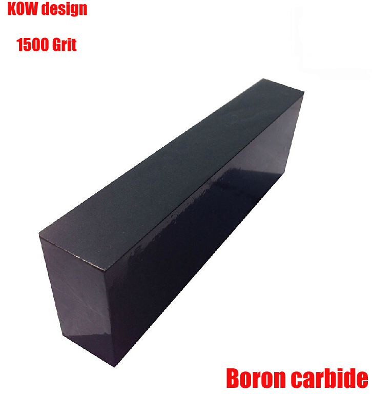 china best quality 1500 grit Boron carbide black gem Knife sharpener whetstone Oilstone water stone 200*50*25mm zy fine 3000 dual whetstone water stone sharpener sharpening huge 49 80 231mm