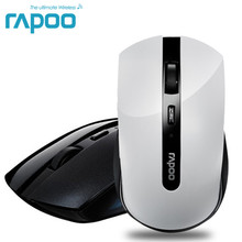 Original Rapoo 7200P 5G Wireless Mice Programmable Optical Engine Mouse for Laptops Desktops and PC