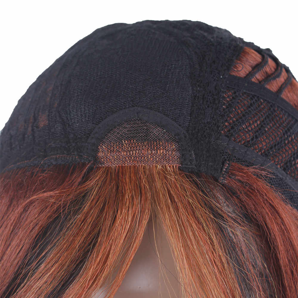 Detail Feedback Questions About Ombre Brown Blonde Color Lace Part