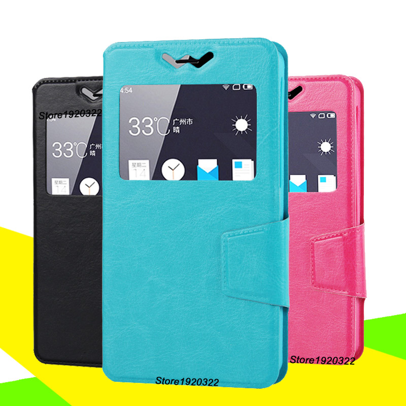 6 inch Phone ZTE Grand X Max 2 case cover Original Universal Leather Case For ZTE Grand X Max 2 Flip phone Case