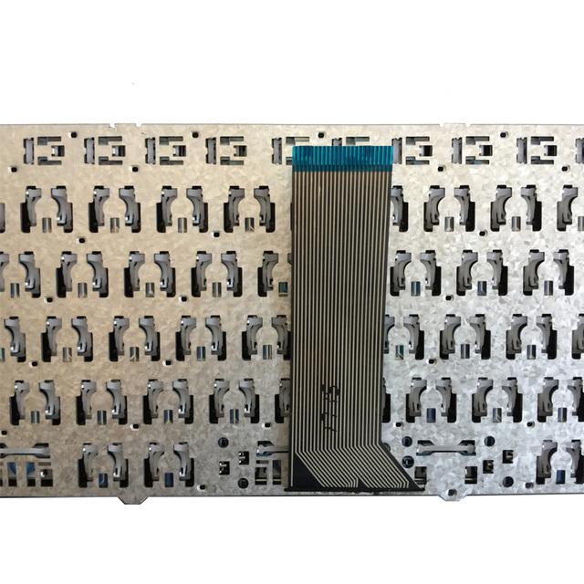 Rosyjski laptop klawiatura do ASUS EEE PC wydanie europejskiej legitymacji zawodowej 1201 1215 U20 U20A UL20 1201HA 1201 T 1201N 1201 K RU czarny bez rama tanie i dobre opinie ALIEMAY Russian Standard 1201 1215 U20 U20A UL20 1201HA 1201T 1201N 1201K