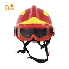 Европейский пластиковый пожарный шлем
