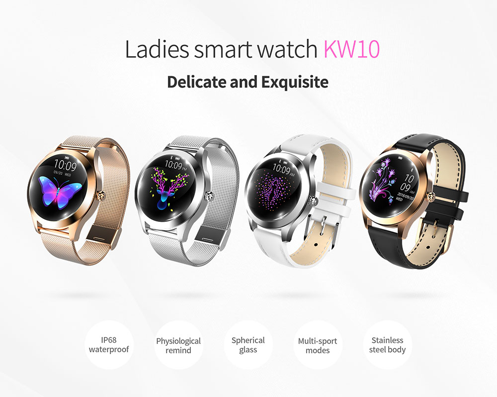 smart watches multi-color