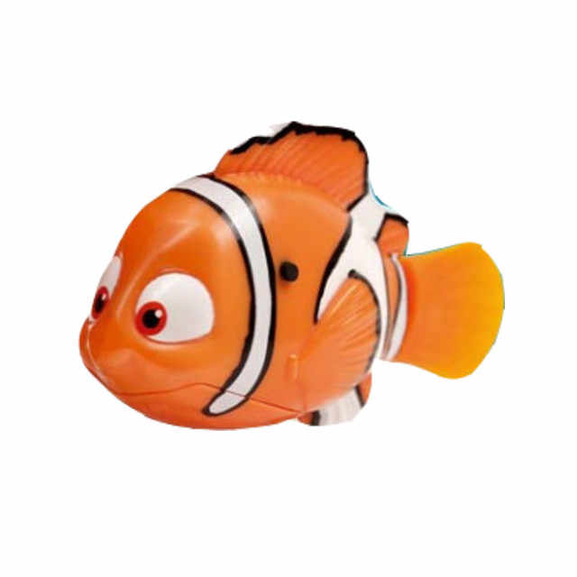 fc10c8496ce ... Sermoido 1 pc Dory-Nemo Magical Toy Electronic Toys Swimming Robot Fish  Activated in Water ...