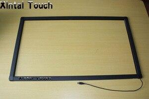 """Image 5 - Spedizione Gratuita! Xintai Touch 65 """"multi schermo di tocco di IR overlay 10 20 punti A Raggi Infrarossi touch panel telaio, driver libero, plug and play"""
