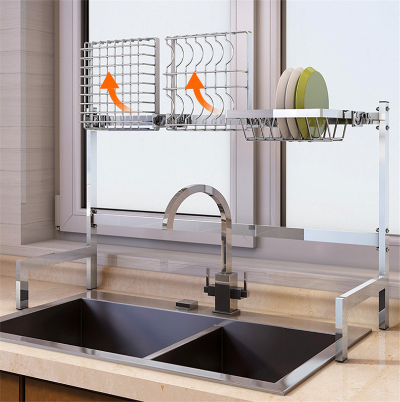 Stainless Steel Sink Drainer