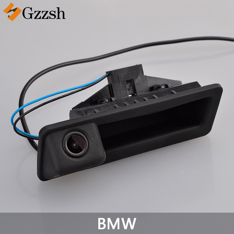 LS8003 Car Rear View Camera for BMW X5 X1 X6 E39 E53 E82 E88 E84 E90 E91 E92 E93 E60 E61 E70 E71 E72 Replacement trunk handle