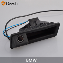 LS8003 Автомобильная камера заднего вида для BMW X5 X1 X6 E39 E53 E82 E88 E84 E90 E91 E92 E93 E60 E61 E70 E71 E72 Замена багажник ручка