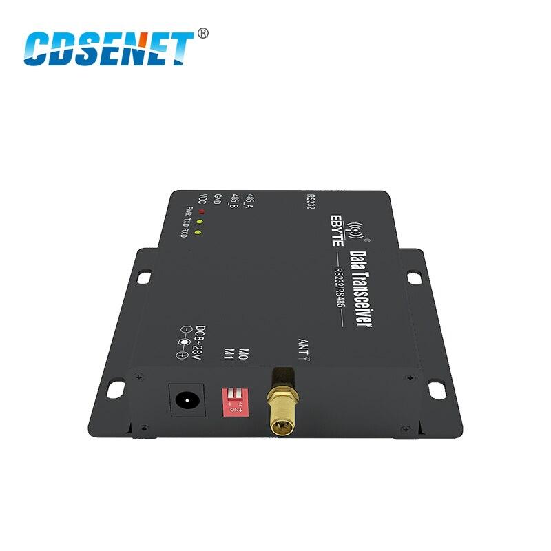 Image 4 - Long Range Wireless IoT Transceiver CDSENET E34 DTU 2G4H27 RS485 RS232 Wireless uhf Module RF Transceiver 2.4GHz DTU Modem-in Fixed Wireless Terminals from Cellphones & Telecommunications