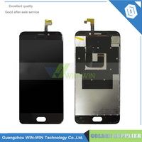 Black For UMi Plus E LCD Display Touch Screen Digitizer Glass Panel Replacement For Umi Plus