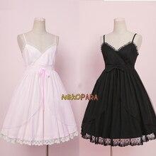 Сексуальное Милое женское летнее платье на бретелях с глубоким v-образным вырезом, светильник, многослойное платье с вуалью, цельное розовое и черное
