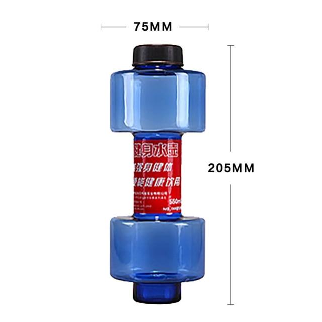 Sports Water Leakproof Portable Unbreakable Bottle 550ml 3
