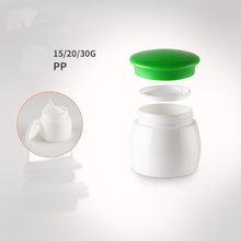 2pcs 15g/20g/30g ointment bottle Cream paste is bottled box Paste Medicinal bottling Sub-bottle wholesale BQ209