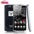 Оригинал Oukitel K10000 Мобильный Телефон 5.5 дюймов 10000 мАч Батареи 2 ГБ RAM 16 ГБ ROM 4 Г FDD LTE Android 5.1 Леденец 720 P 13MP
