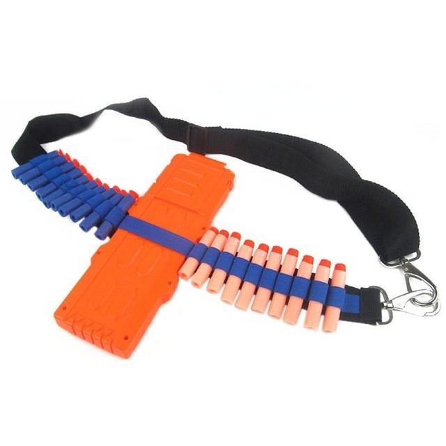 Toy Car Holder Strap : Aliexpress buy bandolier toy gun soft bullets belt