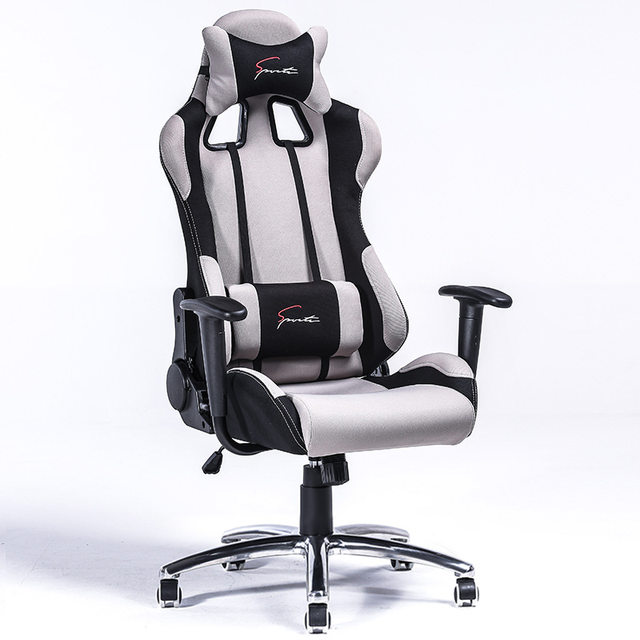 Ergonomic Series Executive Racing Style Computer Gaming Office Chair  Robotu0027s Eye Computer Chair ESports Desk Chair With Pillow