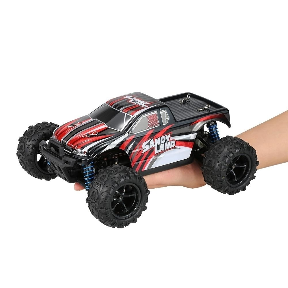 RC Car 1:18 Racing Cars 9300 2.4GHz 4WD Sandy Land Off-road Remote Control Car 50KM/H High Speed Truck Off-Road Vehicle Toys цены