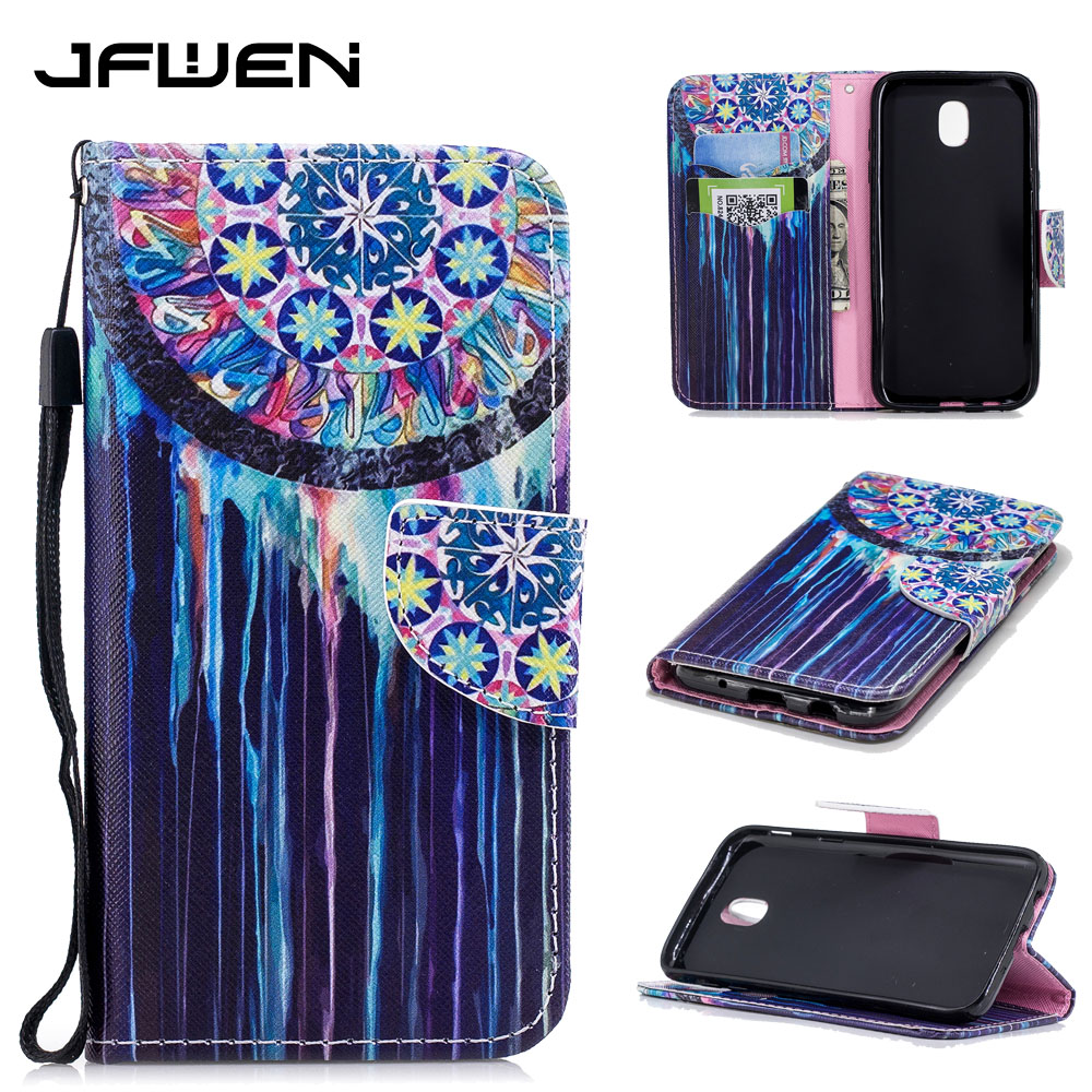jfwen for coque samsung galaxy j5 2017 case flip magnetic wallet leather for samsung galaxy j5