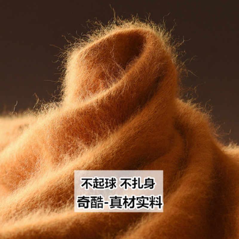 가을과 겨울 새로운 100% 캐시미어 스웨터 여성 짧은 단락 v-목 니트 바닥 셔츠 솔리드 컬러 캐시미어 스웨터