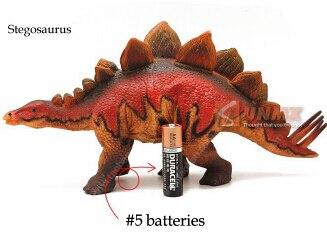 GRANDE Figura di Plastica Diplodocus Dinosauro Giocattolo-circa 28cm