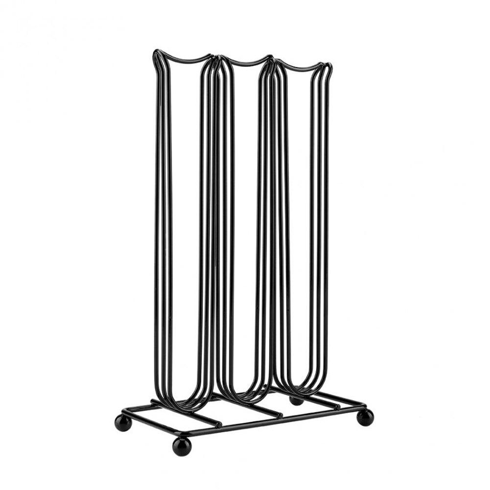 HOT SALE  Stainless Steel Metal Nespresso Capsule Coffee Pod Holder Tower Stand Display Rack Storage Capsule Organizer Tool