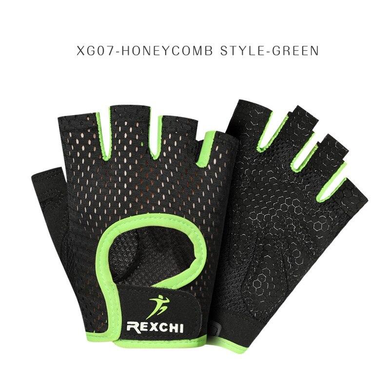 XG07 Honeycomb Green