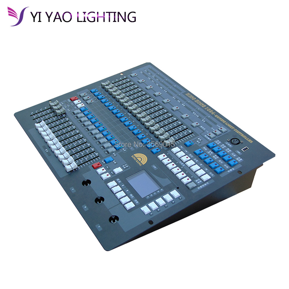 DJ 1024 DMX Lighting Console Moving Head Controller Support For Pearl tiptop mini pearl 1024 dmx controller for moving head light dmx lighting controller with fase wave dmx controller new arrival