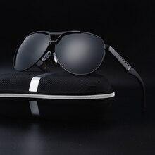 ccf3ccff16 Aabbye nueva alta calidad para hombres gafas de sol polarizadas hombre de  conducción de moda gafas