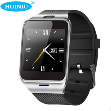 GV18 Pedometer Smart Watch Support SIM TF Card Bluetooth Clock Electronics Wrist Phone Watch For Android