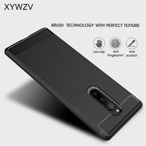 Image 4 - For Cover SONY Xperia XZ4 Case Shockproof Armor Rubber Phone Case For SONY Xperia XZ4 Back Cover For Xperia XZ4 Shell Fundas