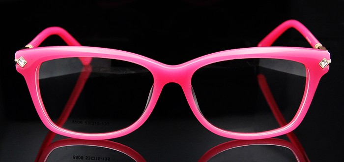 Eyeglass Frames with Rhinestones (6)