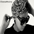 ChenaWolry Outdoor Fashion Accessories 1PC Unisex Vintage Baseball Flat Bill Hat Hippie Eye Hiphop Adjustable Cap Oct 12