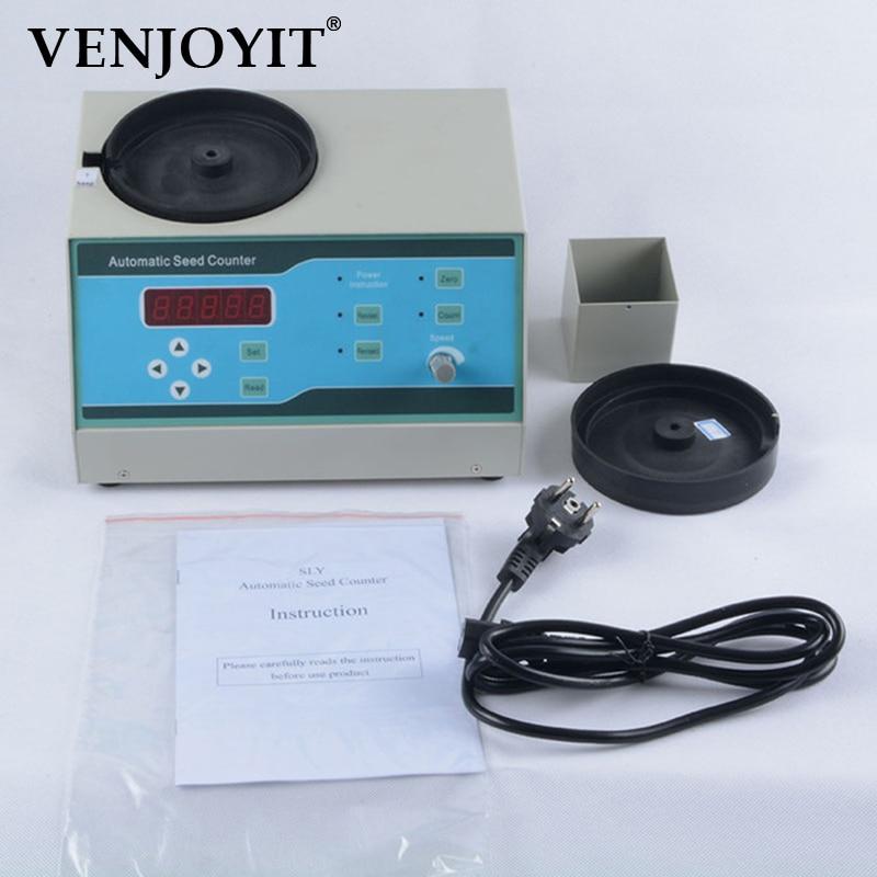 SLY-C sementes Automática máquina de contagem do contador para várias sementes formas alta qualidade