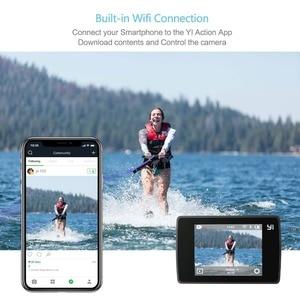 Image 3 - YI Discovery caméra daction 4K 20fps sport Cam 8MP 16MP avec 2.0 écran tactile intégré Wi Fi 150 degrés Ultra grand Angle