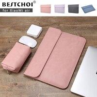 BESTCHOI 12 13 Laptop Sleeve For Xiaomi Mi Notebook Air Case Notebook 12 5 13 3