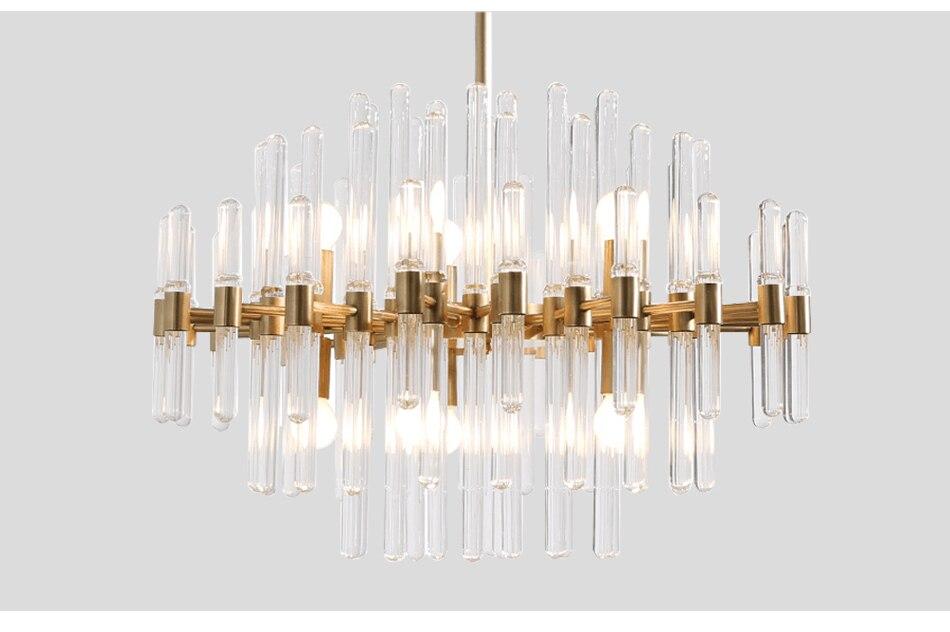 Moderne Lampen 65 : Großhandel gold moderne glas kronleuchter lighing wohnzimmer