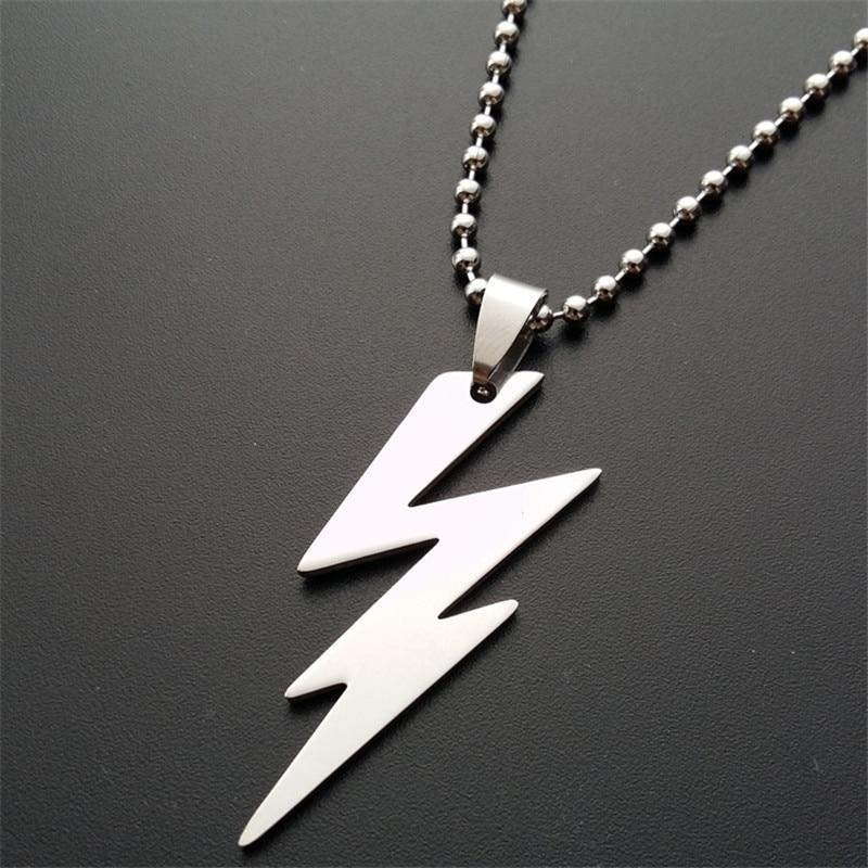 ER 2016 New Arrival Power Thunder Lightning Bolt Pendant