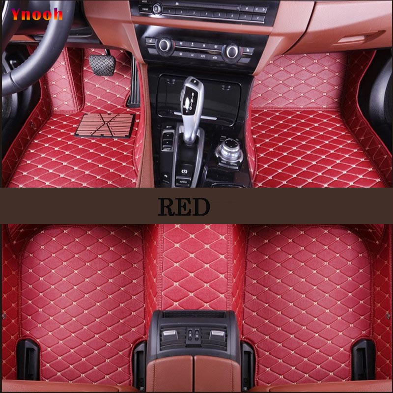 Ynooh car floor mats For merceds w124 w245 w211 w123 c180 car mats accessories in Floor Mats from Automobiles Motorcycles