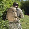 Mochila táctica de corte láser Molle PALS Dragon Egg Bag 25L bolsa deportiva mochila militar senderismo bolsas de exterior EDC mochila táctica