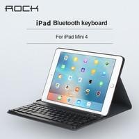 For Apple Ipad Mini 4 Leather Case ROCK Leather Cover Protective Case For Ipad Mini 4