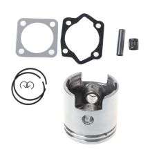 Motorized Bicycle Piston Kit F GT5 Skyhawk Motor Bike Cylinder Gasket 66cc 80cc