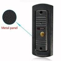1 PCS NEW Video Intercom Entrance Machine Door Access Control Door Bell Only Outdoor Unit