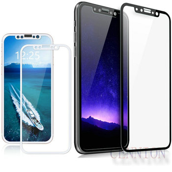 Carbon Fiber 3D Full Curved Soft Edge Coated Tempered Glass For iPhone X 8 plus 7 6s plus 6s 6 5s 100pcs no retail package