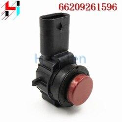 (4 pcs) 66209261596 Sensor de Estacionamento Distância Sensor Detector Carro de Controle Para B M W F32 F33 F34 9261596