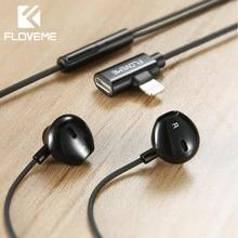 FLOVEME Magnetico Trasduttore Auricolare Per Apple iPhone In Ear Wired Auricolare Gaming Headset Auricolari Auricolari Sereo Fone De Ouvido Con MICROFONO