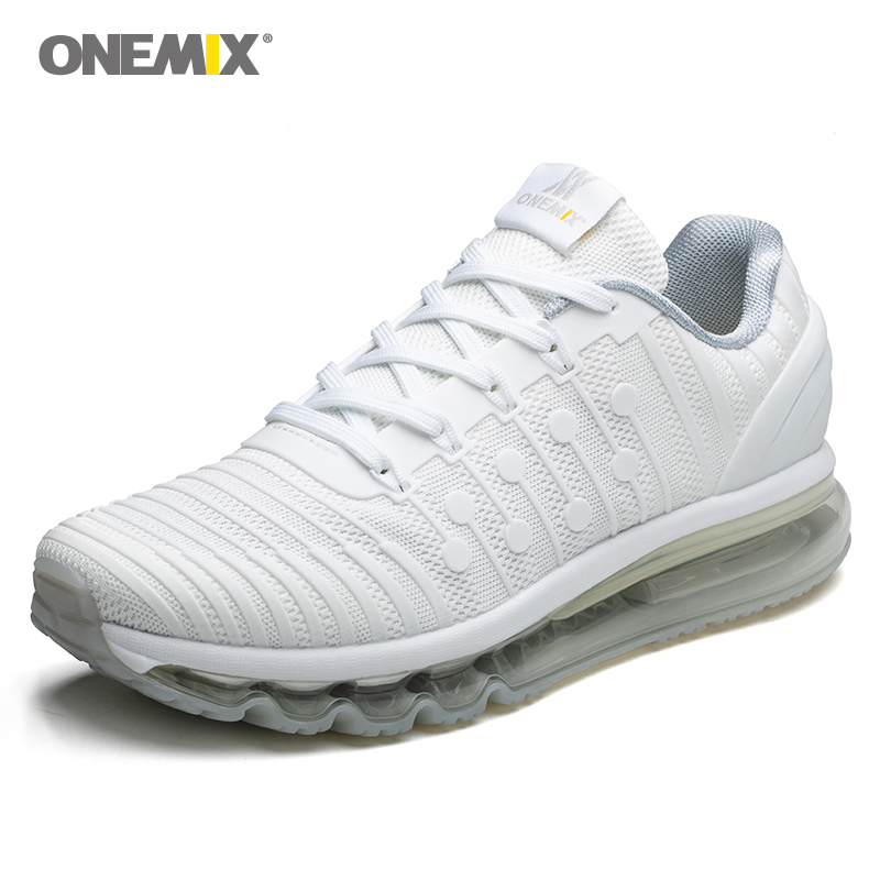 Onemix Air Running Shoes Men s Athletic Sport Sneakers Ultra Lightweight Trail Running Walking Fitness Jogging
