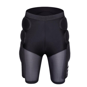 Image 3 - HZYEYO לנשימה מוטוקרוס הברך מגן אופנוע שריון מכנסיים החלקה קיצוני ספורט ציוד מגן כרית ירך מכנסיים P 01
