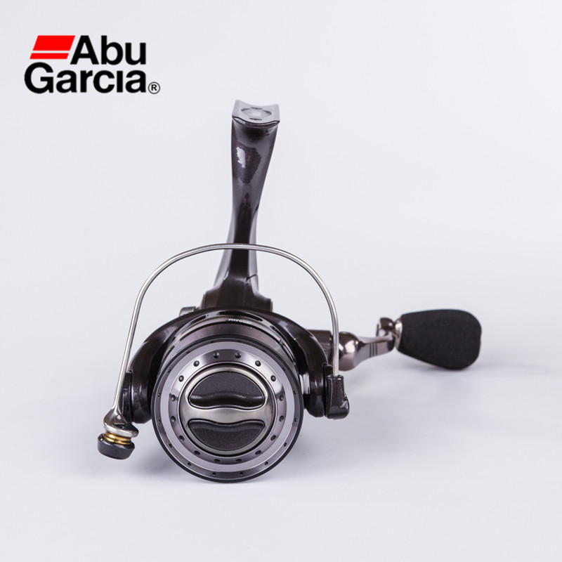 Abu Garcia REVO LT Spinning Reel Left Right Hand Interchangeable High Performance Fishing Line Spool Wheel Fishing Reel Tackle 3bb ball bearings left right interchangeable collapsible handle fishing spinning reel se200 5 2 1 with high tensile gear red